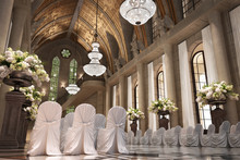 Church Cathedral Wedding Inter...