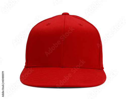 Valokuva  Red Baseball Hat