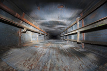 Lift Shaft Abandoned
