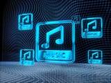 network music symbol