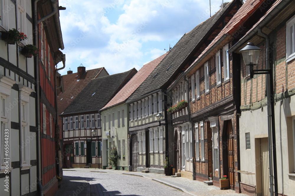 Girl aus Werben (Elbe)