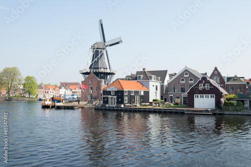 Photo  Promenade à Haarlem