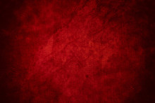 Red Horror Wall Background