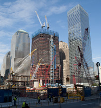 9/11 World Trade Center New York Rebuilding Construction 1