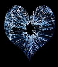 Glass Break Heart