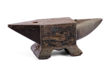 Iron Anvil For Forging Metal