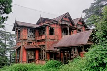 Very Old Brick House