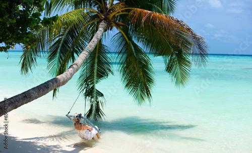 Fotografia  Tropical beach