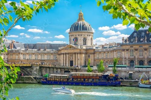 akademia-francuska-i-institut-de-france-w-paryzu