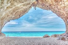 Cala Luna Cave