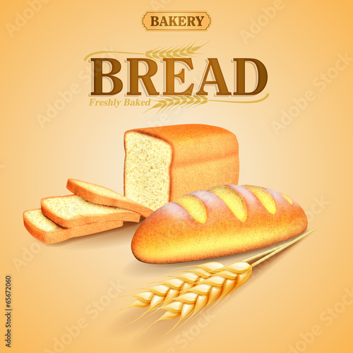 bread bakery - 65672060