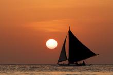 Sunset Cruise On Traditional I...