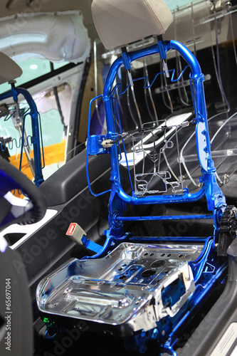 Car Seat Frame Buy This Stock Photo And Explore Similar Images At