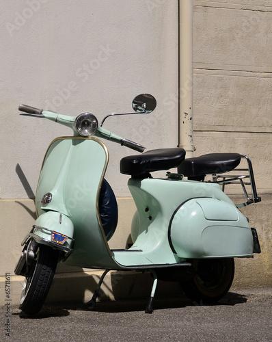 Scooter Vintage Vespa / Scooter
