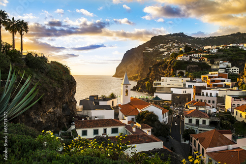 Fotografie, Obraz  Câmara de Lobos, Madeira Island