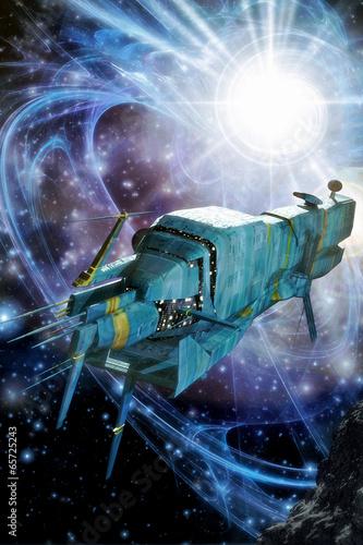 statek-kosmiczny-i-supernowa