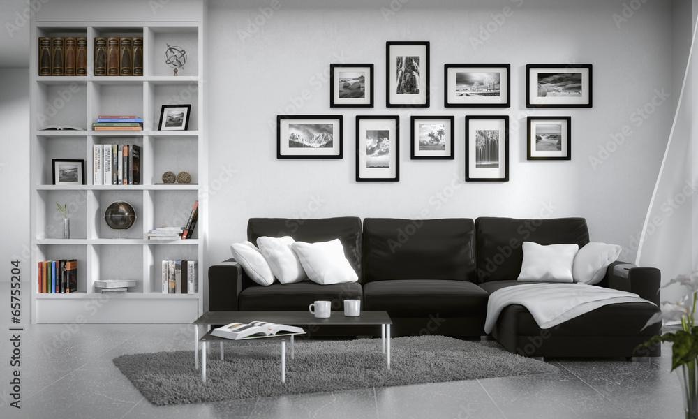 Fototapeta Inneneinrichtung - Interior design