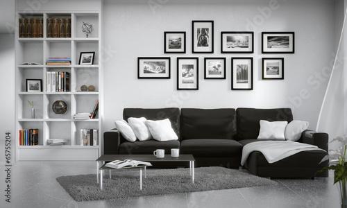 Fototapeta Inneneinrichtung - Interior design obraz