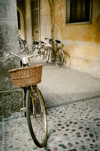 Staande foto Fiets Bicycle