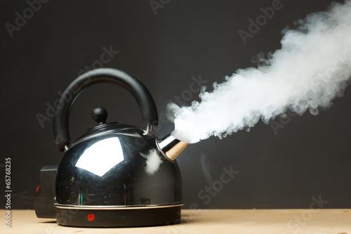 boiling kettle Slika na platnu