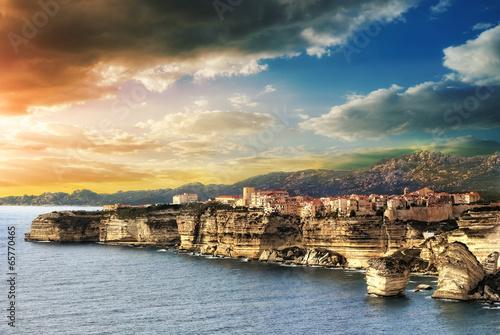 Valokuva  Citadelle de Bonifacio