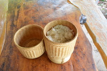 Thai Kratip The Rice Container...