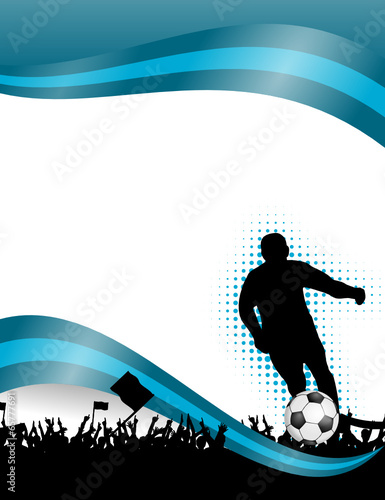 Fussball Plakat Xx Buy This Stock Vector And Explore