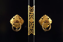 Japanese Golden Door Handle