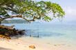 Beautiful tropical beach in Thailand