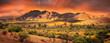 canvas print picture - Flinders Beauty