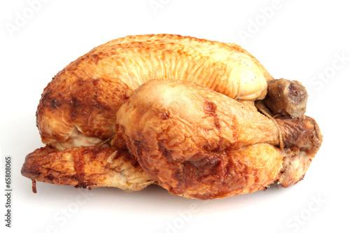 Fototapeta poulet rôti