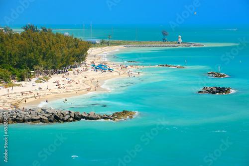 Valokuva  Key wesy beach