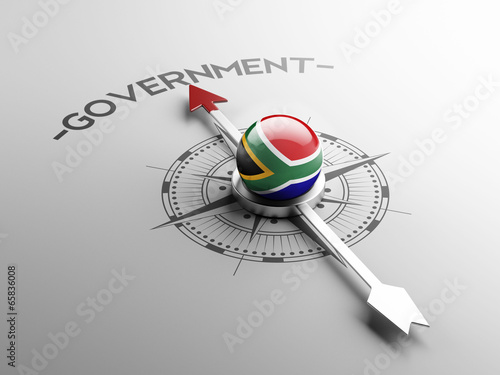 Valokuva  South Africa Government Concept