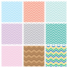 Chevrons Seamless Pattern Back...