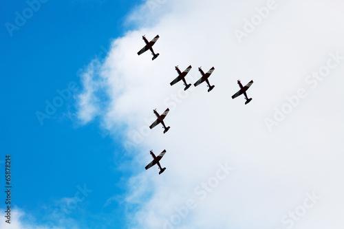 Fényképezés  Aerial Acrobatics