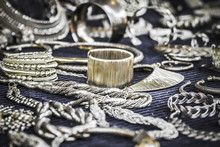Handmade Jewelry Shop In A Med...