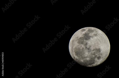 Valokuvatapetti Full Moon