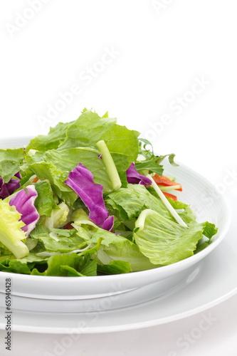 Fotografie, Obraz  Healthy food of fresh green vegatables salad