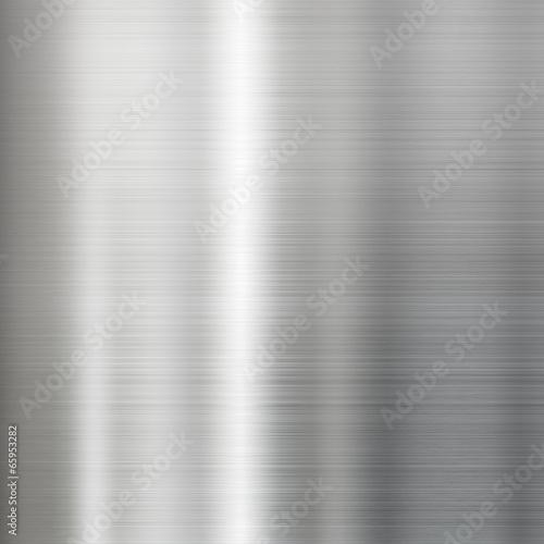 Türaufkleber Metall brushed metal texture background
