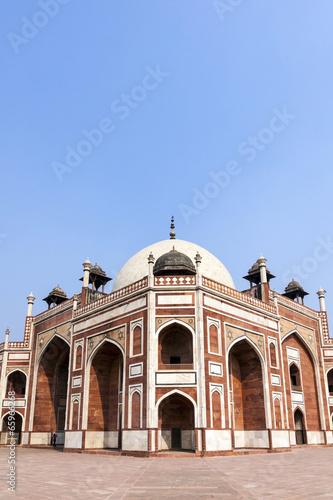 Printed kitchen splashbacks Delhi Humayun's Tomb in Delhi