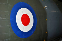 Royal Air Force Sign