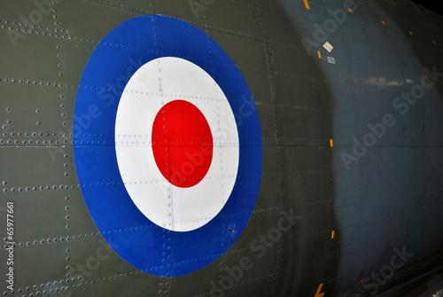 Fotografie, Obraz Royal Air Force sign