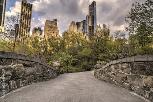Central Park, New York City Poster Mural XXL