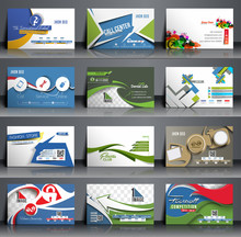 Mega Collection Business Card ...