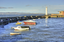 Newhaven Harbour, Edinburgh