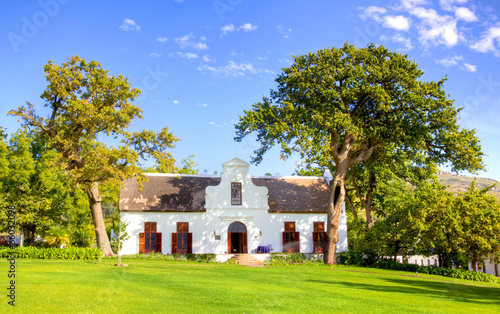 Papiers peints Afrique du Sud Laborie Manor House