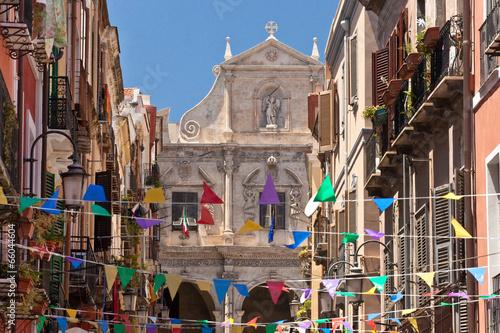 Fototapeta Cagliari