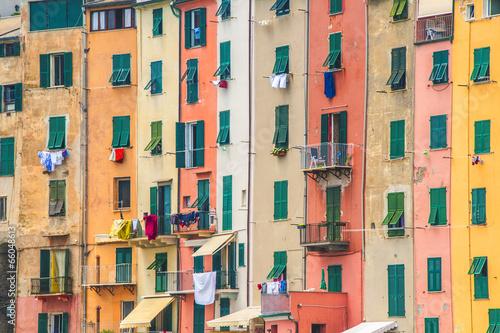 Fototapety, obrazy: Finestre di Portovenere