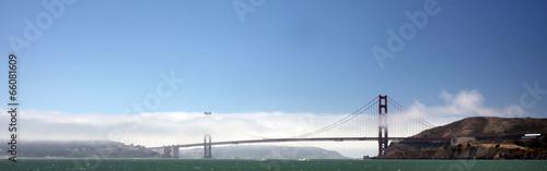 Keuken foto achterwand San Francisco Golden Gate Bridge, San Francisco