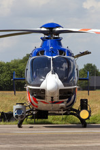 Dutch Police Helicopter